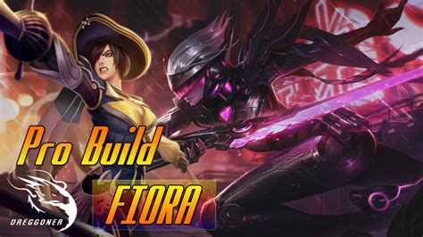 fiora top build gu 205 a pro build fiora top s7