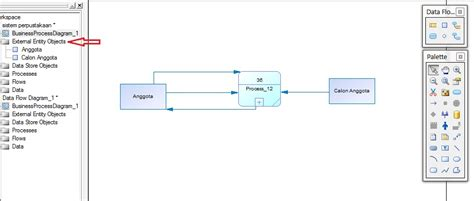 tutorial membuat dfd power designer 15 bagaimana membuat context diagram dfd lvl 0 dan dfd lvl