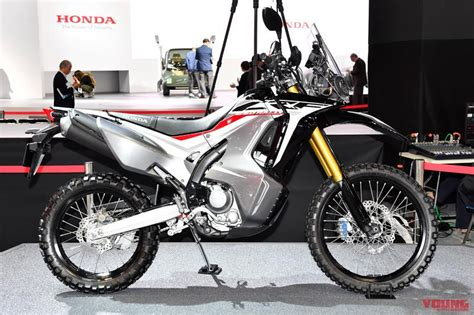 Pcx 2018 Warna Silver by Honda Crf250 Rally 2018 Warna Silver Side View Bmspeed7
