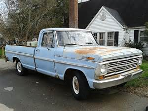 Ford F100 1969 1969 Ford F100 For Sale Mcminnville Tennessee