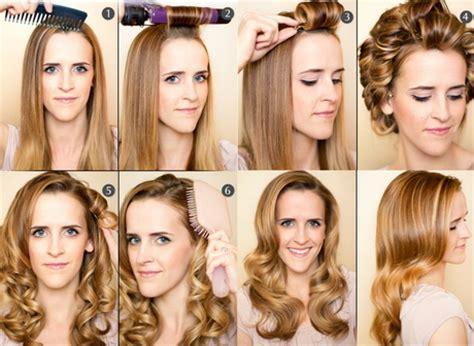 Kapsels Voor Lang Krullend Haar by Haar Kapsels Vrouwen Lang Haar