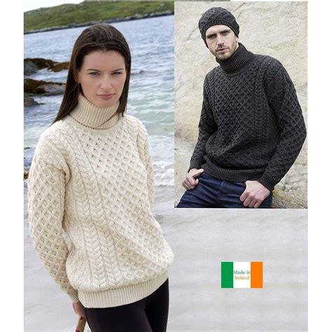 Modele Pull Irlandais Femme