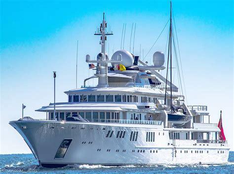 yacht tatoosh yacht tatoosh a nobiskrug superyacht charterworld