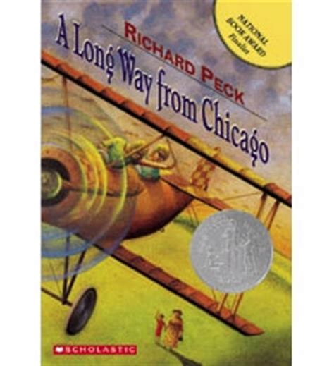 a way from chicago book report adventures in children s lit a way from chicago by