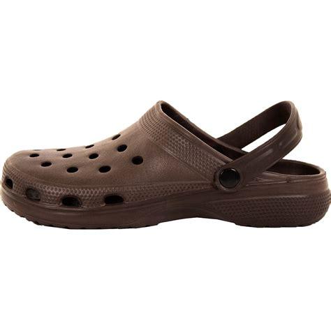 mens slipper clogs mens classic clogs slip on shoes rubber foam garden water