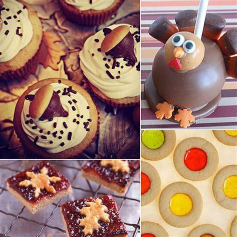 pictures of thanksgiving desserts for kids popsugar moms