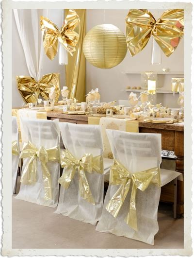 Deko Goldene Hochzeit by Goldene Hochzeit Dekoration Hochzeitsdeko Zur