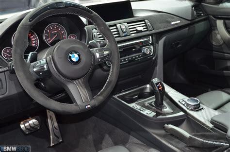 2013 frankfurt auto show bmw 435i m performance parts