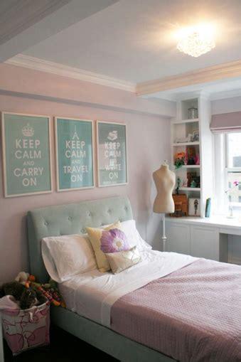 Tween Bedroom Ideas Girls turquoise headboard contemporary girl s room curated