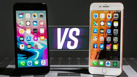 iPhone 8 vs iPhone 7: Worth the Upgrade? · TechCheckDaily