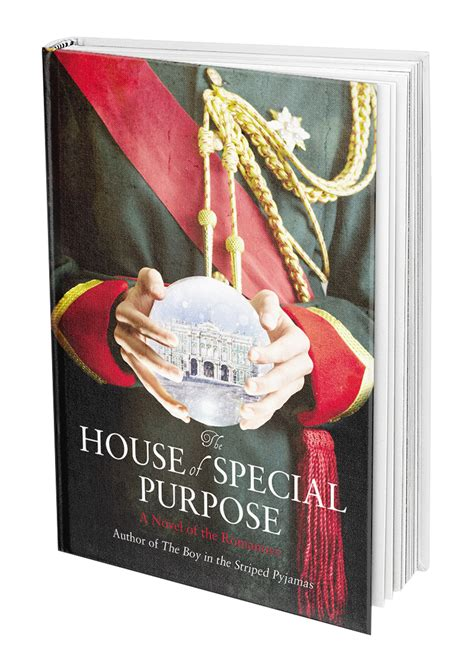 For Special Purposes the house of special purpose boyne