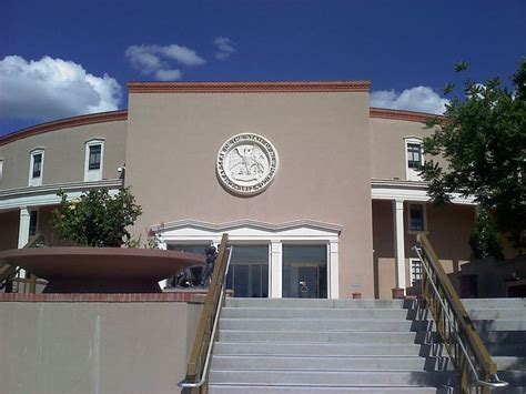 the new mexico state capitol building santa fe new new mexico state capitol santa fe nm us state