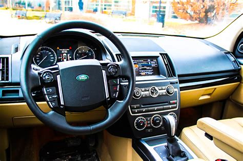 ford range rover interior land rover lr2 and ford escape
