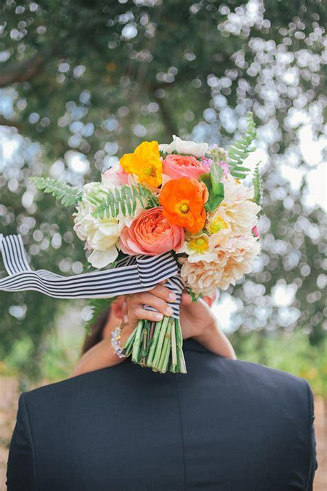 Sanda Kate Spade Flower New kate spade inspired wedding bouquet wedding