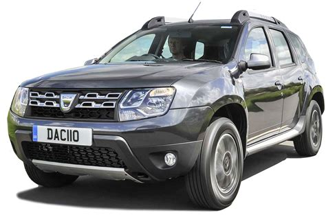 car best dacia duster suv practicality boot space carbuyer