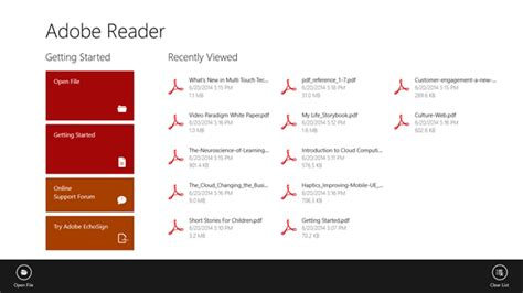 windows adobe reader free download pdf reader for windows 10 free download