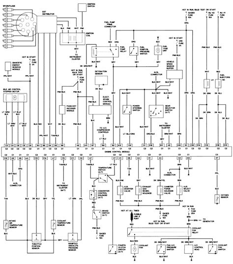 chevy camaro ignition wiring diagram  wiring diagram