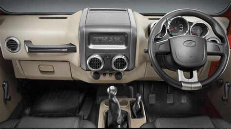 mahindra thar 2017 interior mahindra thar 2015 crde 4x4 interior car photos overdrive
