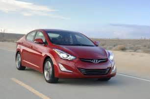 Hyundai Elantra 2014 Used 2014 Hyundai Elantra Review Ratings Specs Prices And