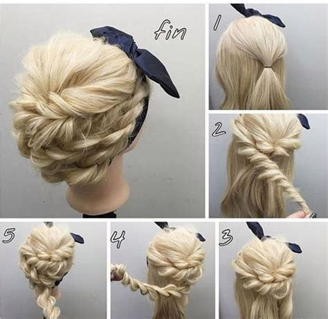 cool step by step hairstyles 25 best rope braid ideas on pinterest cool braids