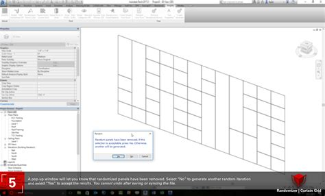 pattern grid revit randomizer curtain grid revit news