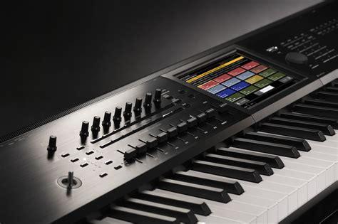 Keyboard Korg 2 review korg kronos 2 workstation synth ask audio