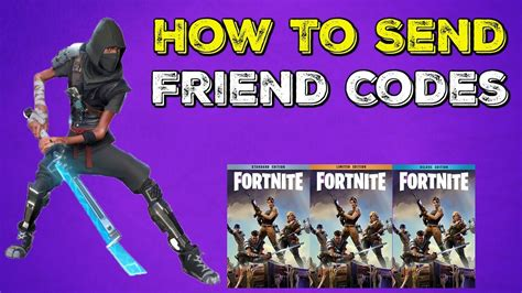 fortnite disc fortnite how to send free friend codes deluxe