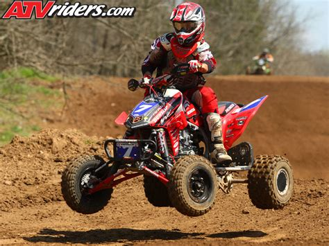 ama atv motocross 2009 ama atv motocross round 3 pro atv race report