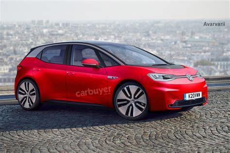 Volkswagen 2019 Electric by Volkswagen I D Electric Hatchback Shapes Up For 2019