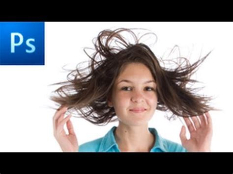photoshop cs5 masking tutorial video photoshop tutorial make advanced hair selections with