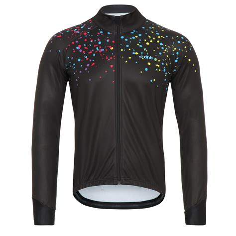 cycling spray jacket wiggle dhb blok windproof softshell spray cycling
