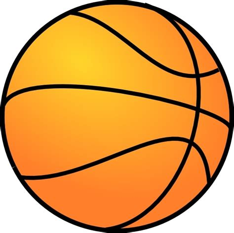 free clipart basketball gioppino basketball clip free vector in open office