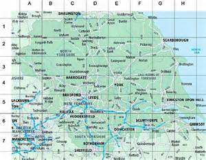 grid map image map of