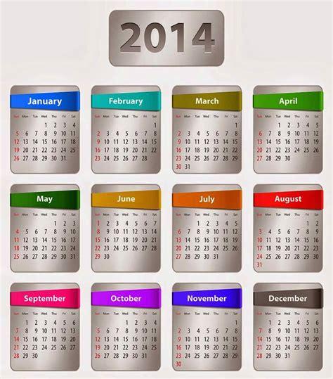 S Calendar For Pc Printed Calendar 2014 Free Desktop Calendar 2014 For