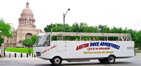duck boat tours in austin texas lifehacked1st - Duck Boat Tours In Austin Texas
