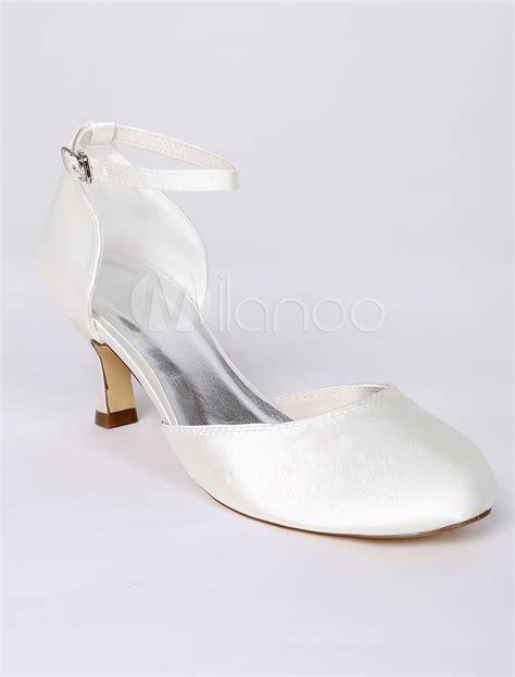 Schuhe In Ivory by Fabelhafte Brautschuhe Ivory Mit Fesselriemchen Und