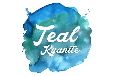 teal meaning teal kyanite blue kyanite stone meaning and properties