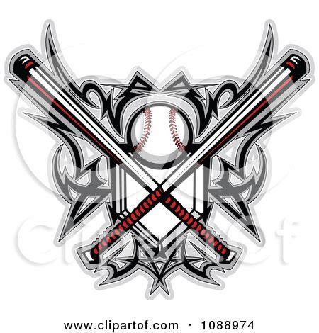 baseball bat tattoo designs softball tattoos clipart tribal baseball home plate with