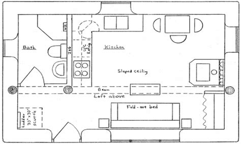 Weekend Cabin Plans by Weekend Cabin Plans Andybrauer