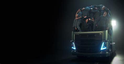 volvo light trucks volvo fh komfortables fahrerhaus