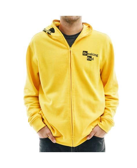 Hoodie Zipper Breaking Bad breaking bad hazmat suit zip up hoodie