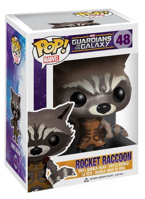 Funko Pop Guardians Of The Galaxy Rocket Raccoon Flocked Ravagers Edi Funko Pop Bobble Guardians Of The Galaxy Rocket