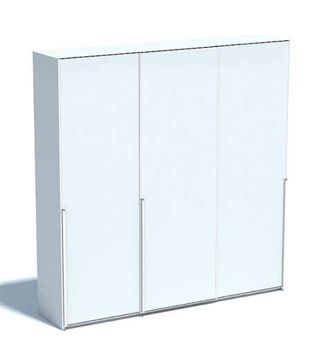 sliding storage shelves white sliding storage shelves 3d model max cgtrader