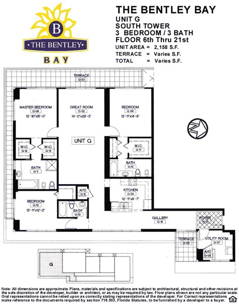 bentley floor plans bentley bay miami condos for sale rent floor plans