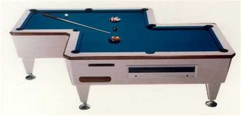 Billiard L by Oddly Shaped Pool Tables That Are To Play On Wow Amazing