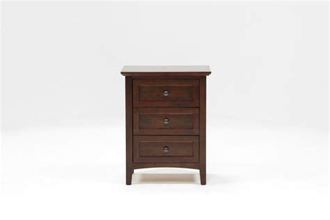 copenhagen brown nightstand living spaces