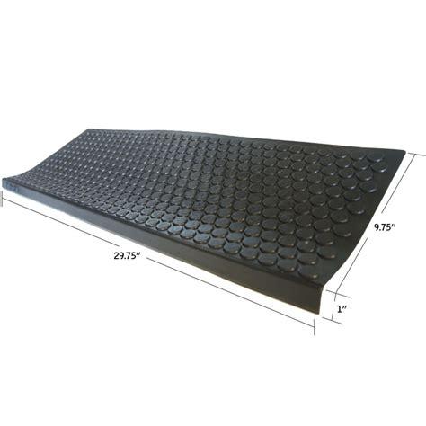 Rubber Grip Mat by Coin Grip Rubber Step Mats
