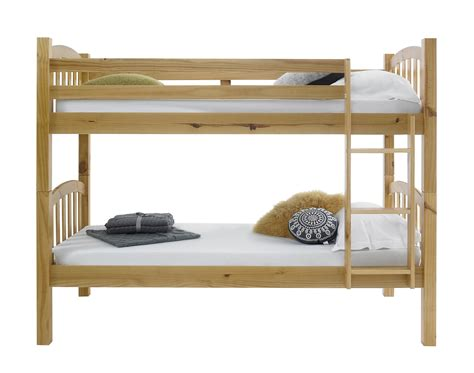 Pine Wood Bunk Beds Pine Bunk Beds With Mattress Betternowm Co Uk American Solid Pine Wood Bunk Bed With Gardens