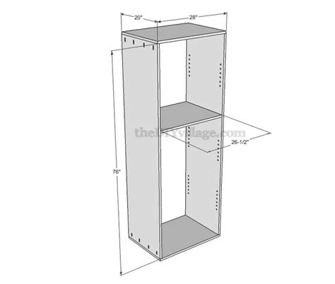 put together storage cabinets build a pantry part 1 pantry cabinet plans included