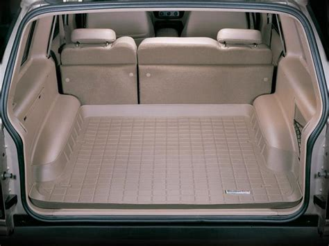 Ford Explorer Cargo Mat by Weathertech Cargo Liner Trunk Mat Ford Explorer 4 Door